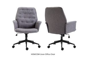 5 Modern Grey Office Chairs To Match Your Budget