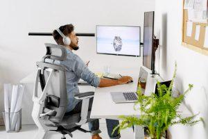 Tips For Proper Sitting Posture At Computer Desks