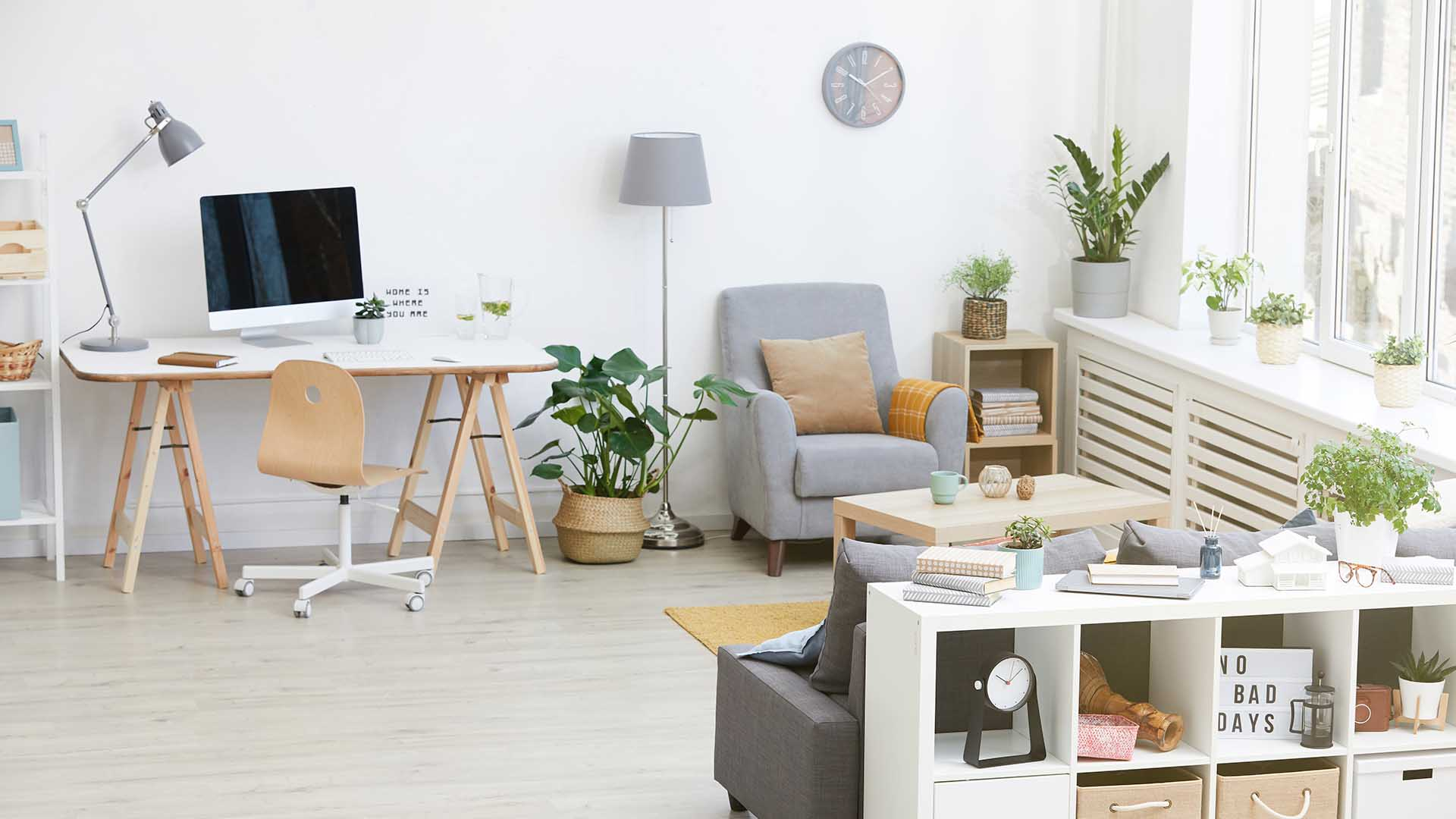 Decorating Your Workspace