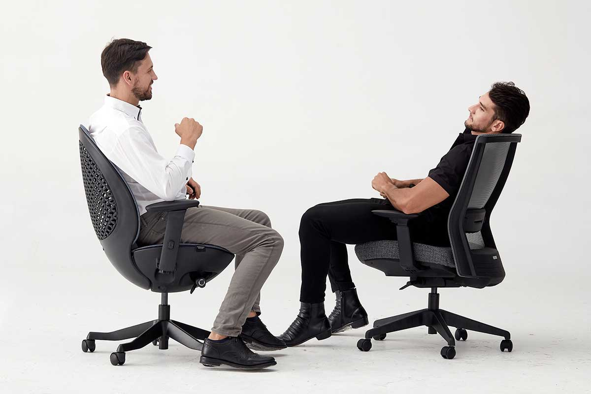 high back executive desk chair