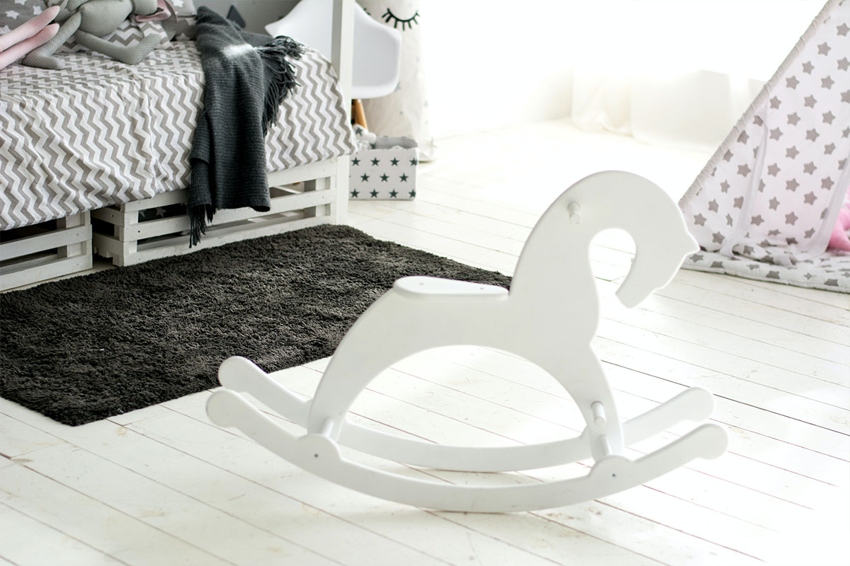 Child-size rocking chair plans