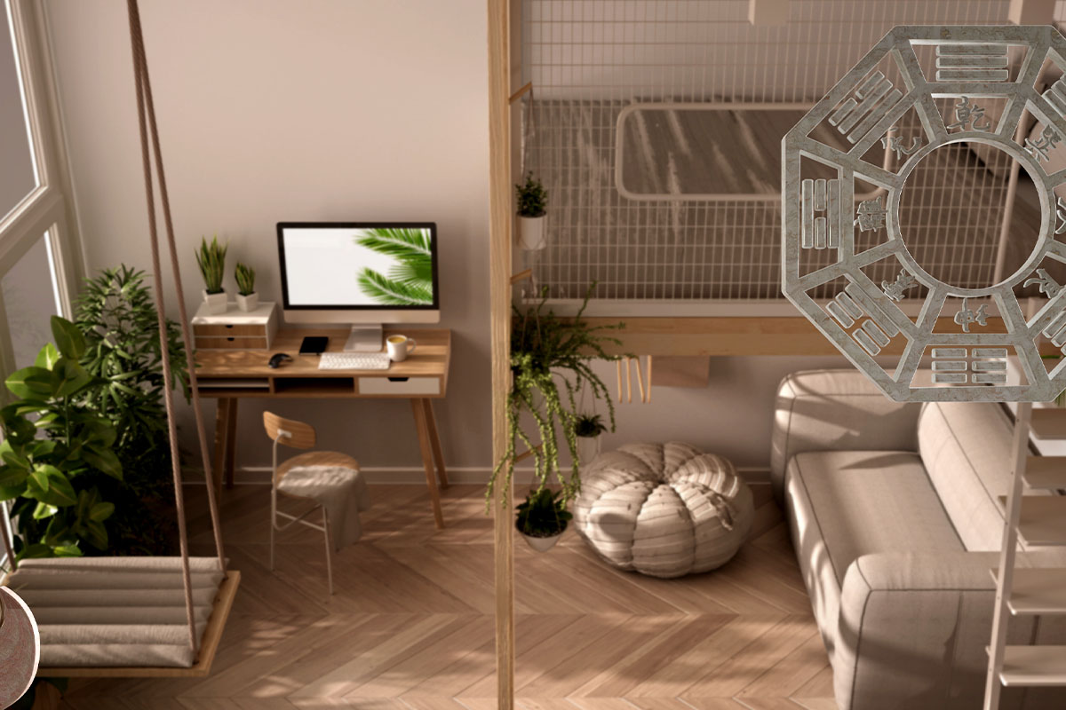 Additional information about the feng shui desk placement