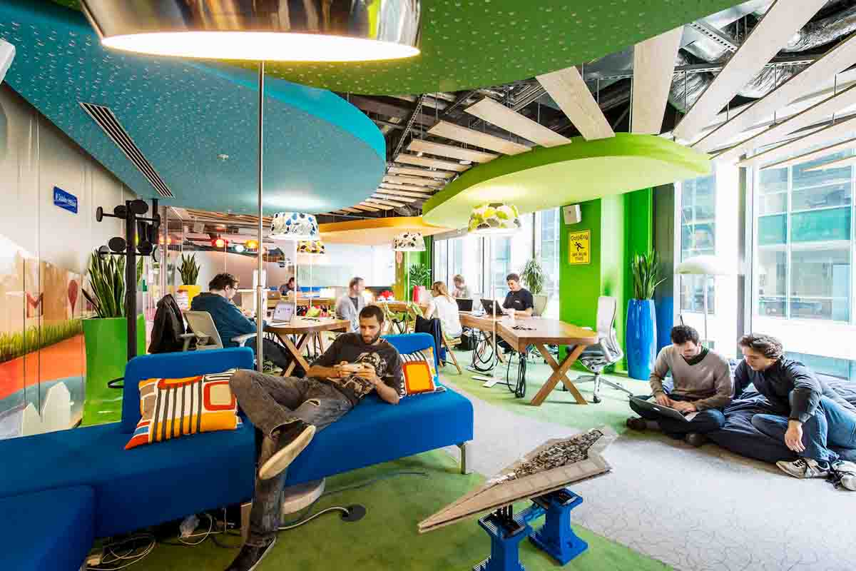 List Of The Best Coworking Spaces In London